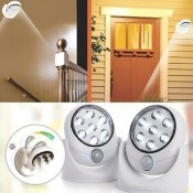 Buy online Save 64% on a LED Wireless Motion-Sensor Light