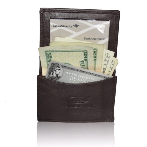 Best Business Card Holder Leather Card Case By AFONiE 2