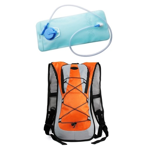 Sport Force Multifunction Hydration Backpack - 3 Colors