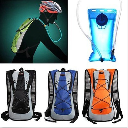 ExtremeFit Multifunction Hydration Backpack - 5 Colors