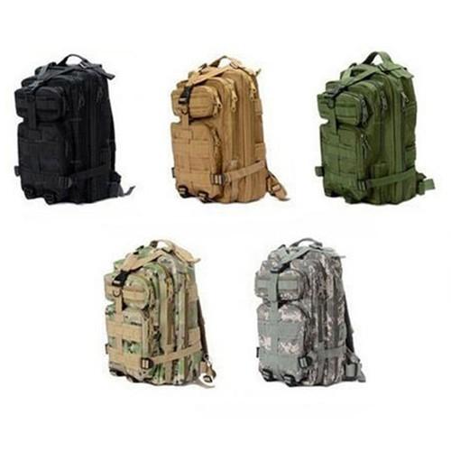 Rucksack Tactical Waterproof Backpack - 5 Colors