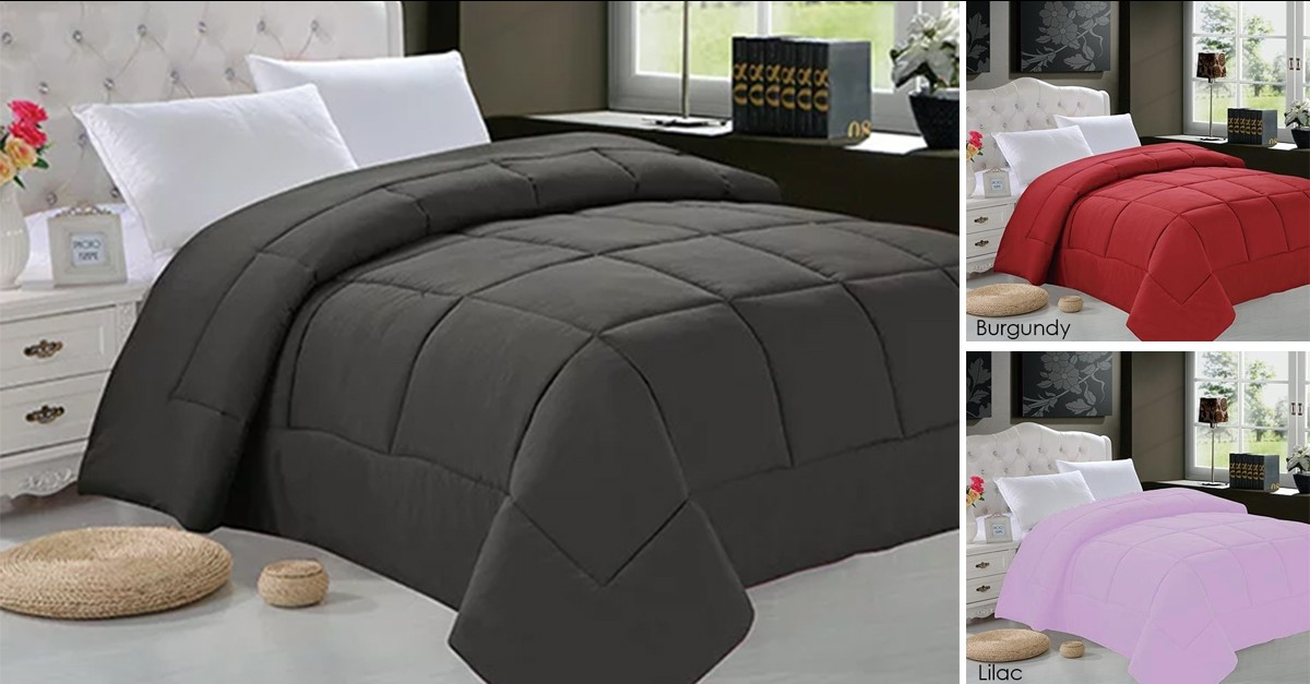 Versailles Collection Luxurious Overfilled Comforter 4