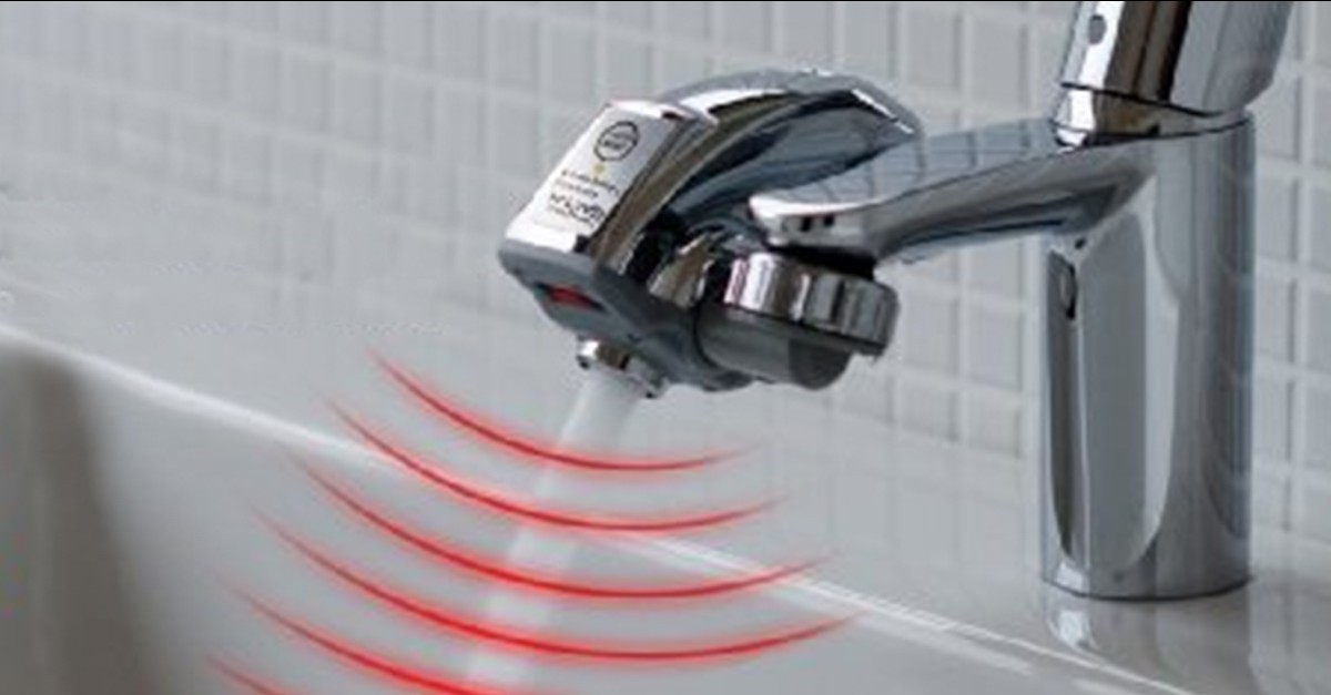 Hiline Products Automatic Smart Faucet Adapter