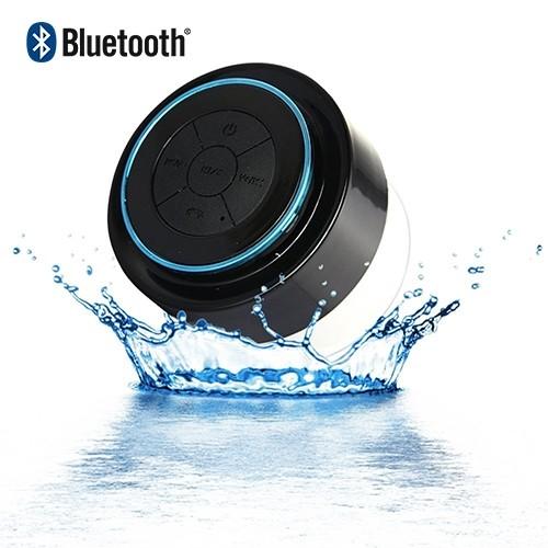 Waterproof floating bluetooth shower pool speaker for Waterproof speakers for swimming pools
