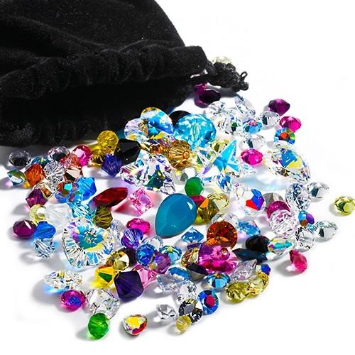 50.00 CTTW Loose Swarovski® Crystals - 88.3KB