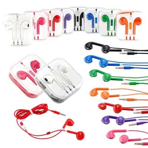 Iphone 5 Earphones Colors