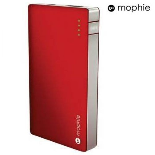 new styles d20ab 9ee02 mophie juice pack powerstation 4000 mAh - Red