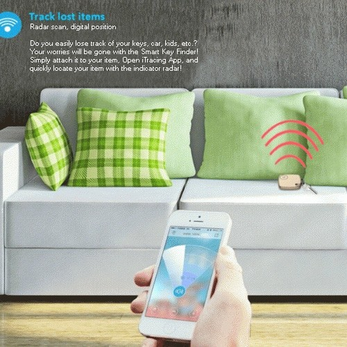 Smart Key Finder - 5 Colors