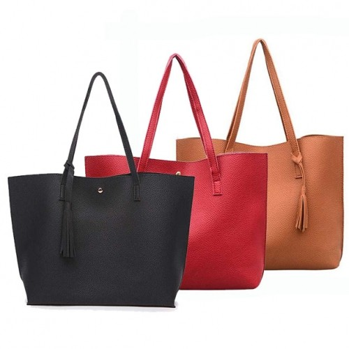 2de93a250 SoCal High-Quality Women's Trendy Tote Bag - 8 Colors
