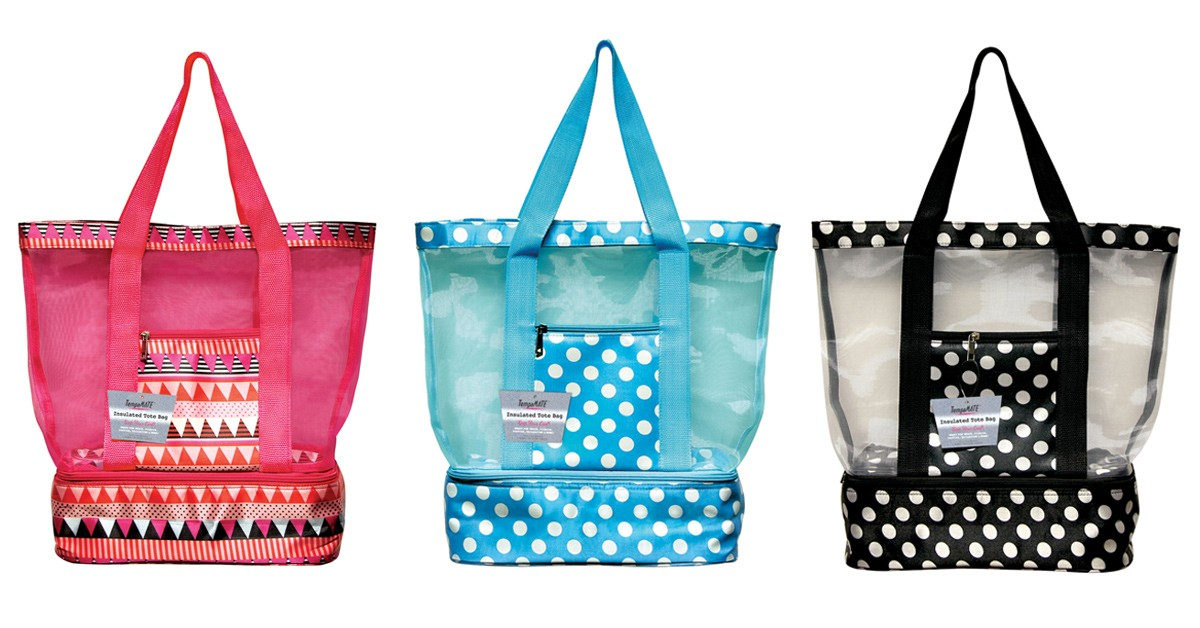 Tempamate 174 Insulated Tote Bag 6 Styles