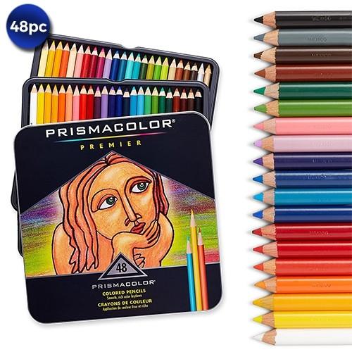 48 Pack Prismacolor Premier Colored Pencils