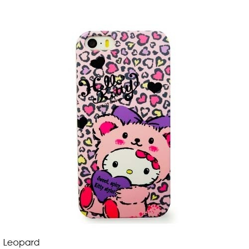 b59d06a7c Sanrio Hello Kitty Clear or Color Case for Apple iPhone 5/5s, 6/6s or 6  Plus/6s Plus - Assorted Colors